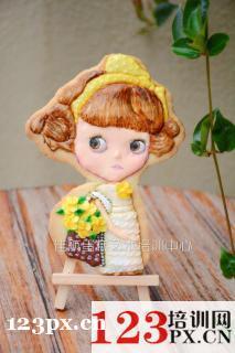 金华学蛋糕师培训学校