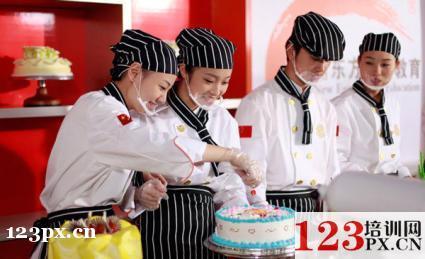 圆梦蛋糕培训学校