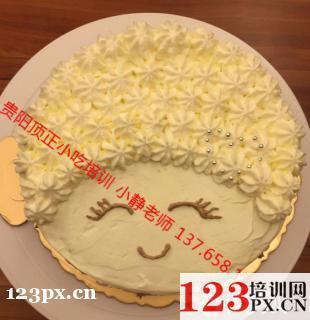 山东济南蛋糕培训学校
