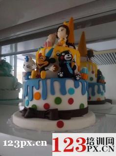 长乐蛋糕培训机构