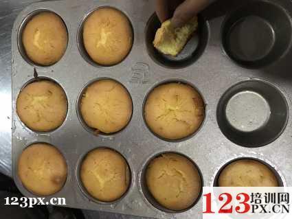 杭州萧山蛋糕师培训