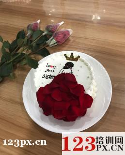上海培训蛋糕要多久