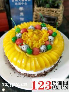 蛋糕培训蚌埠学校哪家强