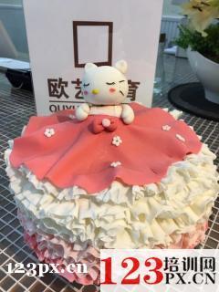 烟台蛋糕裱花培训学校