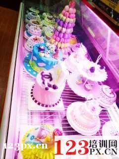 宁波蛋糕烘焙培训学校