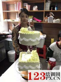 安徽面包蛋糕培训机构