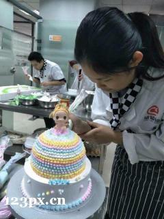 安徽有没有翻糖蛋糕培训学校