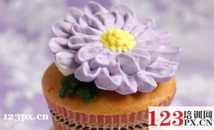 蛋糕裱花培训短期