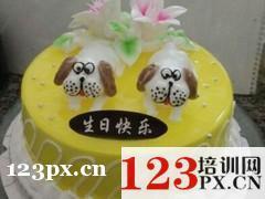 陕西私房蛋糕培训