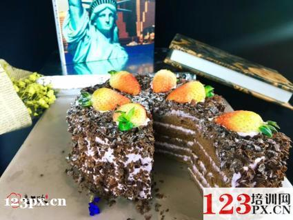 曲靖蛋糕培训学校