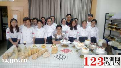 蛋糕面包培训上海