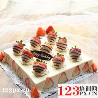 蛋糕的甜品培训机构