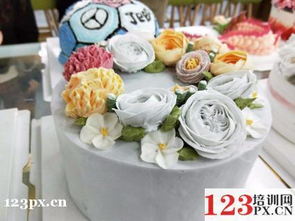 南昌培训学校蛋糕