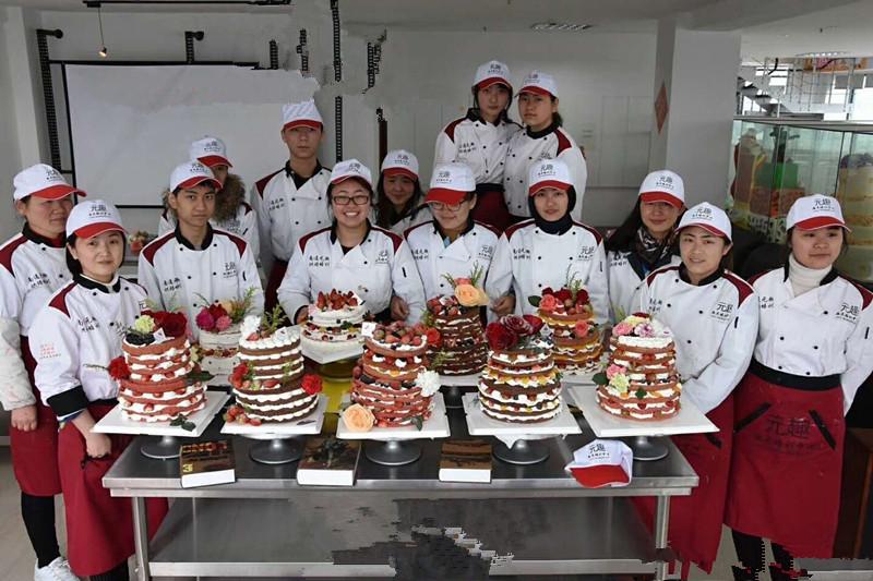 蛋糕烘焙培训学校东莞